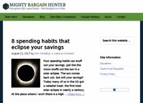 mightybargainhunter.com