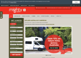 mightycampers.com.au