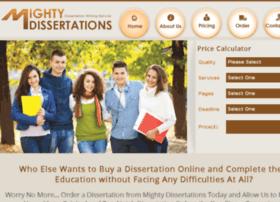 mightydissertations.co.uk