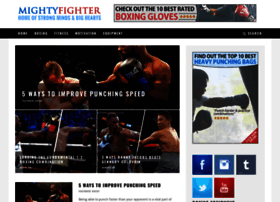 mightyfighter.com