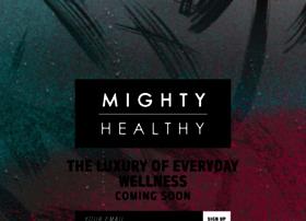 mightyhealthy.com