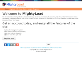 mightyload.com