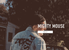 mightymousemusic.com