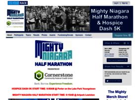 mightyniagarahalfmarathon.com