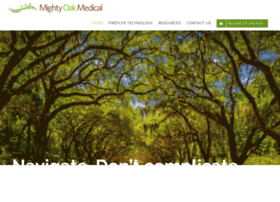 mightyoakmedical.com