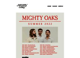 mightyoaksmusic.com