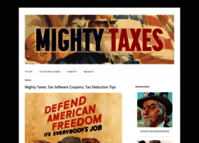 mightytaxes.com