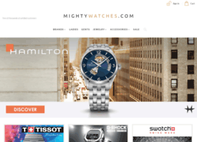mightywatches.com