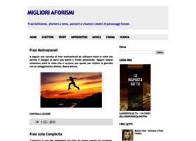 miglioriaforismi.com