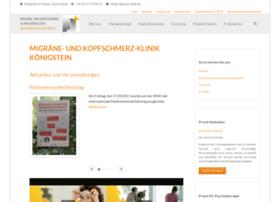 migraene-klinik.de