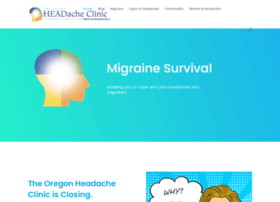 migrainesurvival.com
