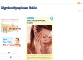 migrainesymptomsguide.com