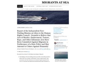 migrantsatsea.org