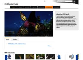 migratoryspecies.org
