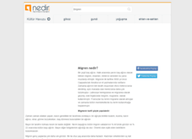 migren.nedir.com