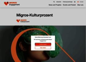 migros-kulturprozent.ch