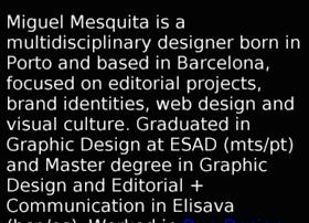miguel-mesquita.com