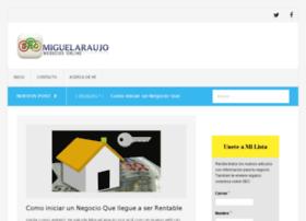 miguelaraujo.net