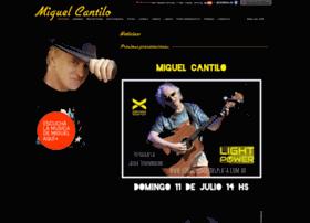 miguelcantilo.com.ar