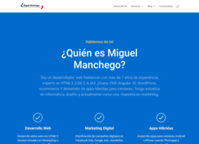 miguelmanchego.com