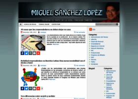 miguelsanchezlopez.com