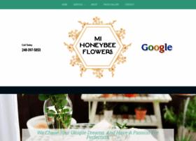 mihoneybeeflowers.com
