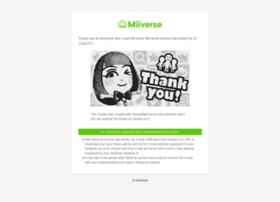 miiverse.nintendo.net