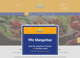 mijaliscomexicanrestaurant.com