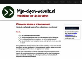 mijn-eigen-website.nl