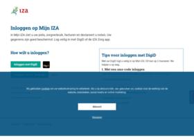 mijn.izagezondsamen.nl
