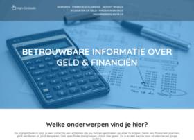 mijngeldwiki.nl