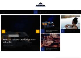 mijnzuidafrika.nl
