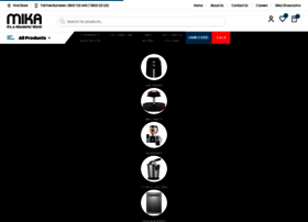 mikaappliances.com