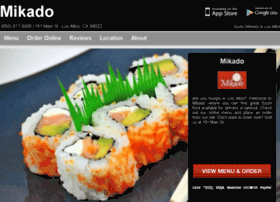 mikadolosaltos.eat24hour.com
