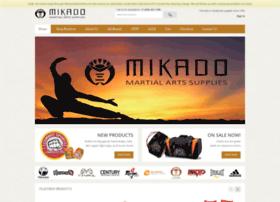 mikadomartialarts.com