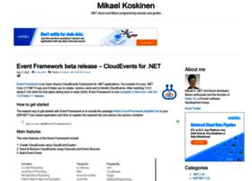 mikaelkoskinen.net