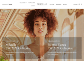 mikaellabridal.com