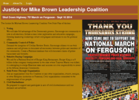 mikebrowncoalition.org