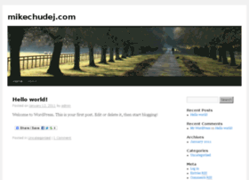 mikechudej.com