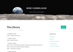 mikecornelison.com