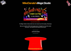 mikedanatasmagicstudio.co.uk