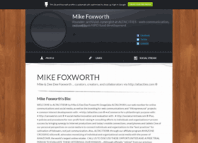 mikefoxworth.brandyourself.com