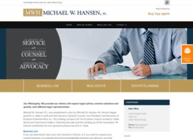 mikehansenlaw.com