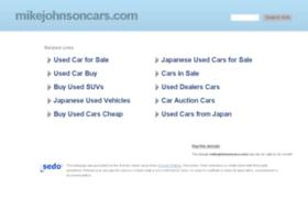 mikejohnsoncars.com