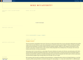 mikemccafferty.blogspot.com