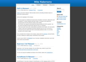 Mikenaberezny.com
