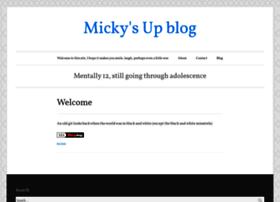 mikerichards.blog