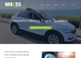 mikes-driving-school.com