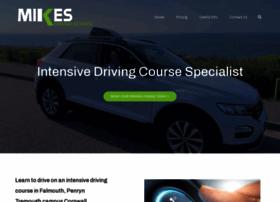 mikes-driving-school.com