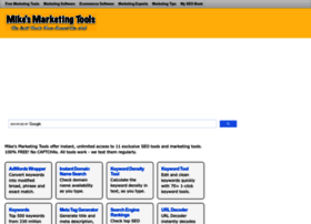mikes-marketing-tools.com